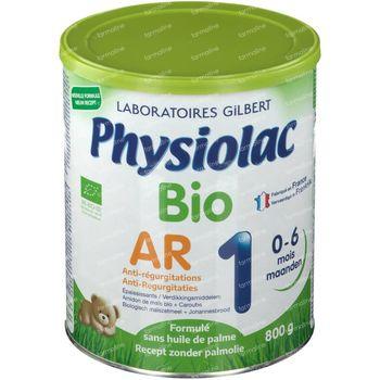 Physiolac AR 1 Bio Nieuwe Formule 800 g poeder