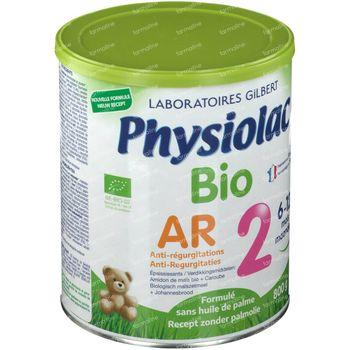 Physiolac AR 2 Bio Nieuwe Formule 800 g poeder