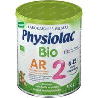 Physiolac AR 2 Bio Nouvelle Formule 800 g poudre