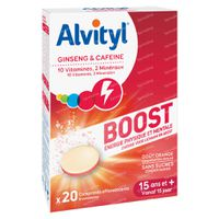 Alvityl Boost 20  comprimés effervescents