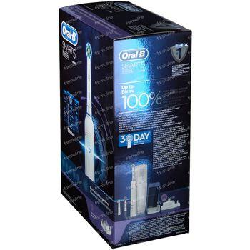 Oral B Smart 5 5100S Brosse à Dents Électrique Blanche 1 set