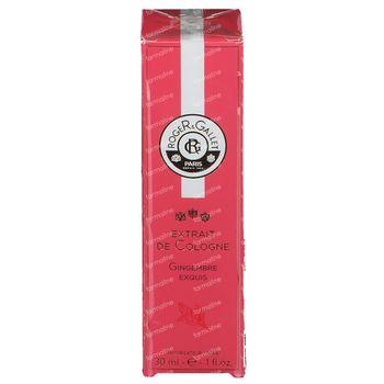 Roger & Gallet Gingembre Exquis Extrait de Cologne 30 ml