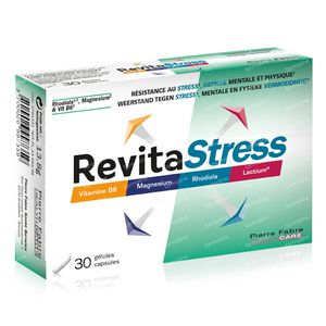 RevitaStress 30 capsules