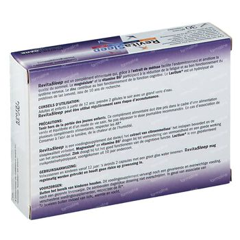 RevitaSleep 30 capsules