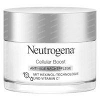 Neutrogena Cellular Boost Soin de Nuit Régénérant 50 ml
