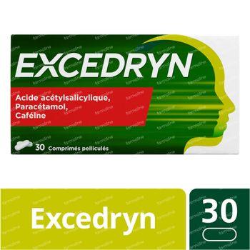 Excedryn Migraine et Maux de Tête 30 comprimés