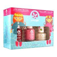 SuncoatGirl Gift Set Ballerina Water-Based Nagellak Kids 3x9 ml