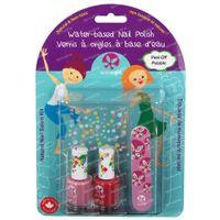 SuncoatGirl Gift Set Little Valentine Water-Based Nagellak Kids 2x9 ml