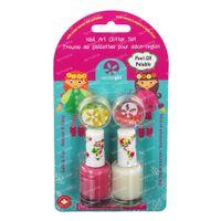 SuncoatGirl Gift Set Cheerleader Water-Based Nagellak Kids 2x9 ml