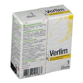 Biorga Verrufilm + Verlim Duopack 1 set