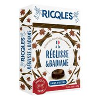 Ricqles Snoepjes Zoethout zonder Suiker 40 g