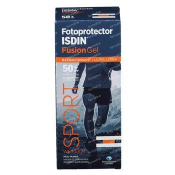 ISDIN Fotoprotector FusionGel Sport SPF50+ 100 ml