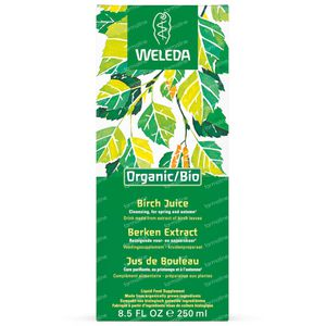 Weleda Berken Extract Bio 250 ml