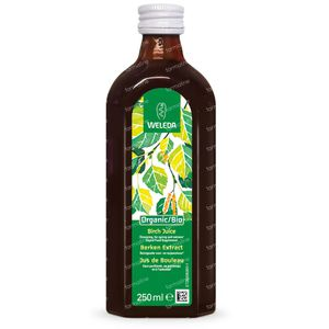 Weleda Berken Extract Bio 250 ml