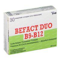 Befact Duo 30  comprimés