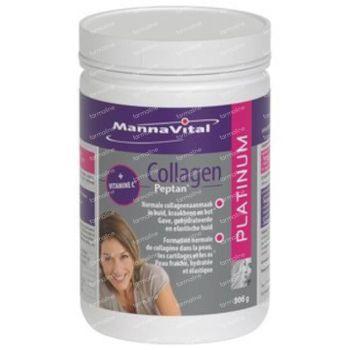Mannavital Collagen Platinum 306 g