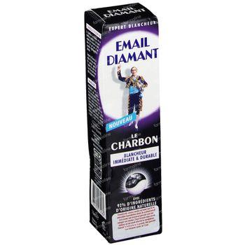 Email Diamant Tandpasta Steenkool 75 ml
