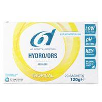 6D Sports Nutrition Hydro/ORS Tropical 20x6,6 g zakjes