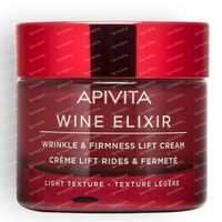 Apivita Wine Elixir Anti-Rimpel Lichte Dagcrème 50 ml