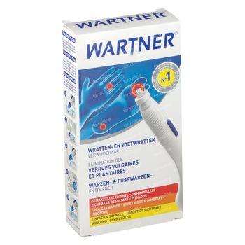 Wartner Wratten- en Voetwrattenverwijderaar Pen 1 pen