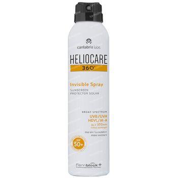 Heliocare 360° Invisible Spray SPF50+ 200 ml