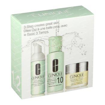 Clinique 3-Step Introduction Kit Skin Type 1.0 1 set