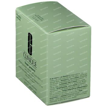 Clinique Fresh Pressed Renewing Powder Cleanser with Pure Vitamin C 14 g