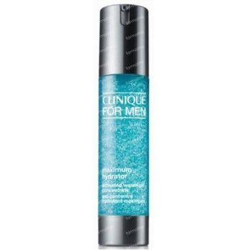 Clinique For Men Maximum Hydrator Actived Water Gel Concentrate 48 ml