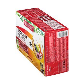 Superdiet Protocole Vitalité 30x15 ml
