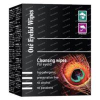 Oté Reinigungstücher für die Augenlider 15 st