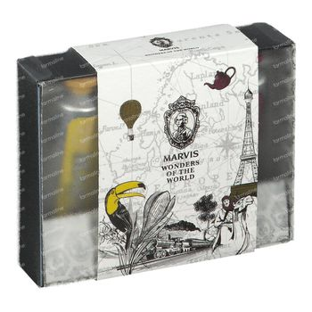 Marvis Tandpasta Wonders of the World Geschenkset 1 set