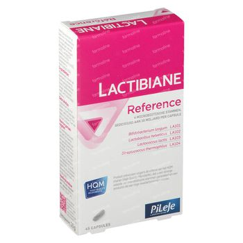 Lactibiane Reference 45 capsules