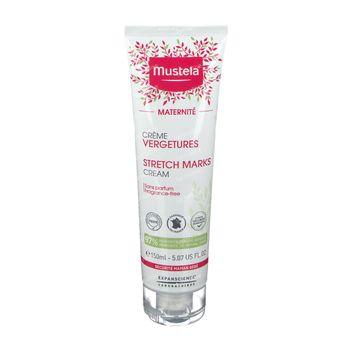 Mustela Maternité Crème Vergetures sans Parfum 150 ml