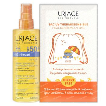 Uriage Bariésun Kids Gift Set 200 ml
