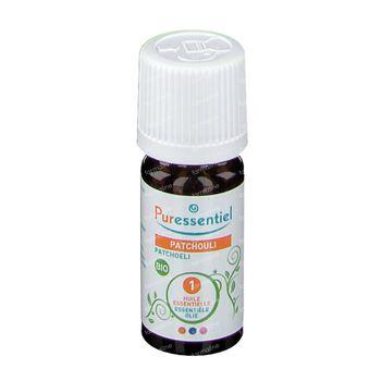 Puressentiel Patchouli Huile Essentielle Bio 5 ml