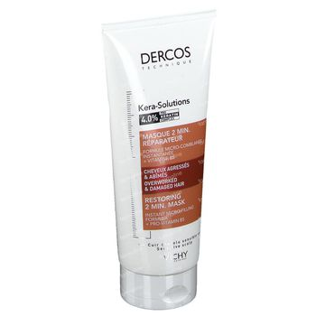 Vichy Dercos Kera-Solutions Masque Réparateur 200 ml