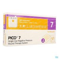 Pico 7 Verband 15x15cm 2 stuks
