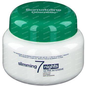 Somatoline Cosmetic Intensive Slimming 7 Nachten Verlaagde Prijs 400 ml