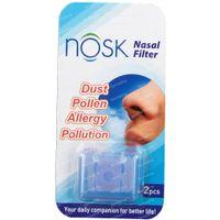 Nosk Nasenfilter Mittelgroß 2 st