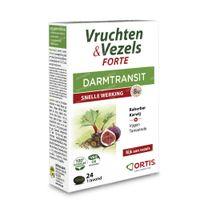 Ortis Vruchten & Vezels Forte 24  tabletten