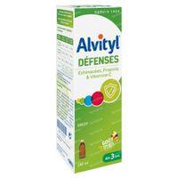 Alvityl Défenses et Immunité Sirop 240 ml