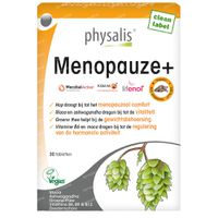 Physalis Menopauze+ 30  tabletten