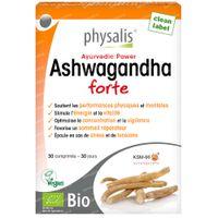 Physalis Ashwagandha Forte Bio 30  comprimés