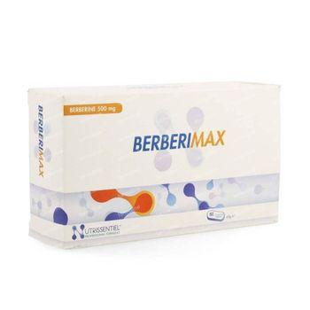 Nutrissentiel Berberimax 60 tabletten