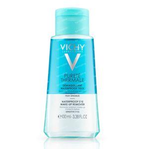 Vichy Pureté Thermale Démaquillant Waterproof Yeux Yeux Sensibles 100 ml