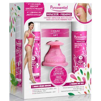 Puressentiel Coffret Minceur Anti-Cellulite Prix Réduit 2x100 ml