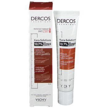 Vichy Dercos Kera-Solutions Sérum Pointes Dévitalisées 40 ml