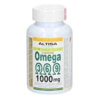 Altisa Omega 3/6/9 1000 mg 90  softgels
