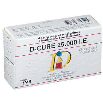 D-Cure 4 gélules souples