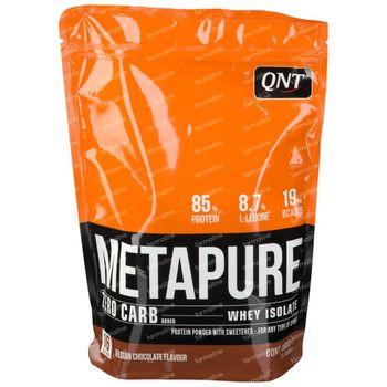 QNT Metapure Zero Carb Belgian Chocolate 480 g